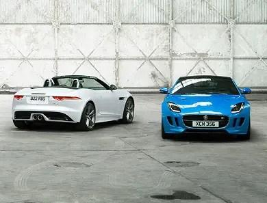 2017 Jaguar F-TYPE Super Car is Faster and Louder 8