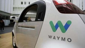 Google Waymo self-driving cars