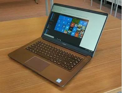 Matebook D - Macbook Pro alternative