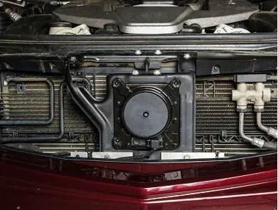 Car radiator failure