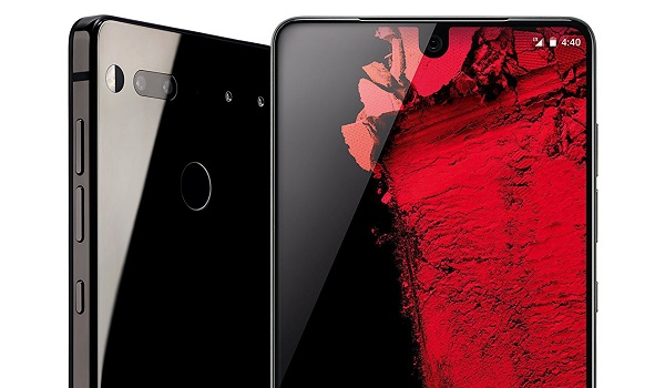 Essential Phone PH-1 by Android Co-founder, Andy Rubin, is simplicity 4