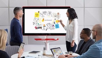 google jamboard giant tablet