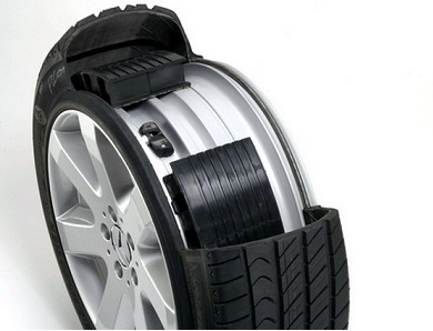 Runflat tires