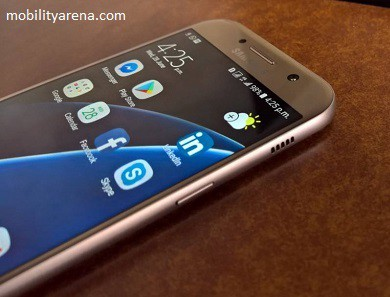 Samsung Galaxy A5 2017 hands-on