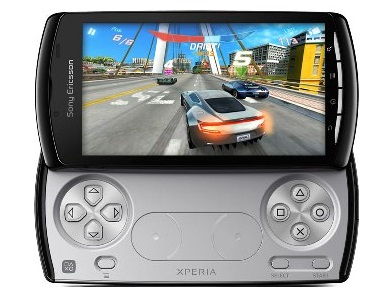 Sony Ericsson Xperia Play - Playstation