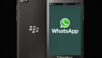 WhatsApp for Blackberry and Nokia S40