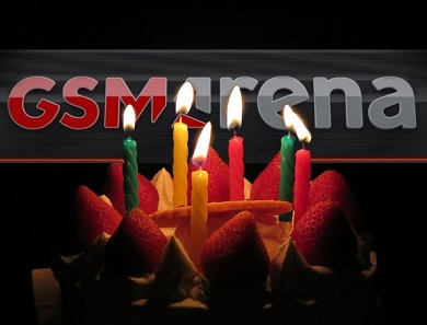 happy birthday gsmarena