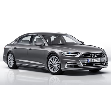 Ride In Style: Audi A8 oozes class and power  1