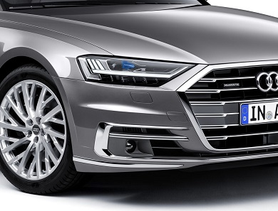 Ride In Style: Audi A8 oozes class and power  3