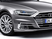 Ride In Style: Audi A8 oozes class and power