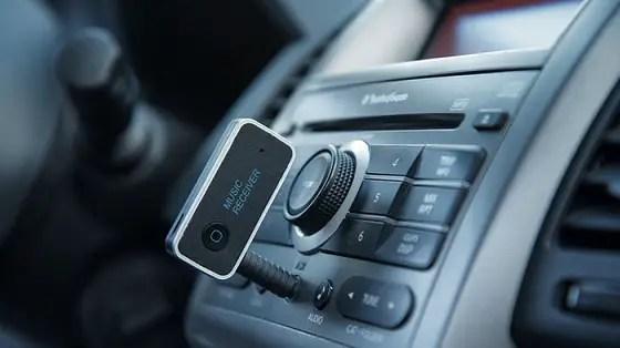 Bluetooth-enabled car