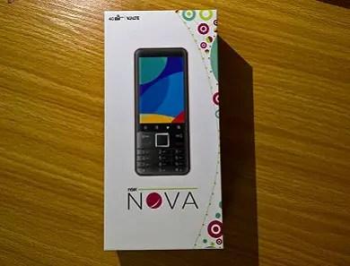 Ntel N1 Nova box