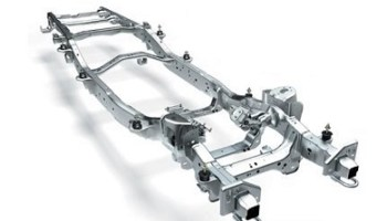 body frame vehicle chassis
