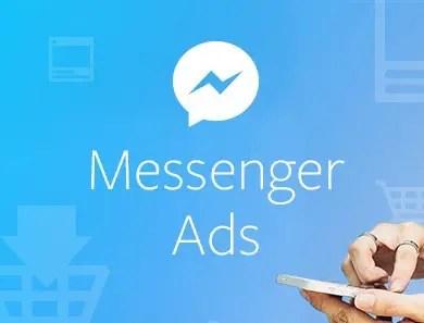 FacebookMessenger ads