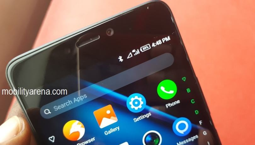 Infinix Note 4 review top