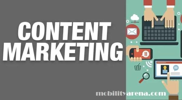 content marketing god sponsored posts