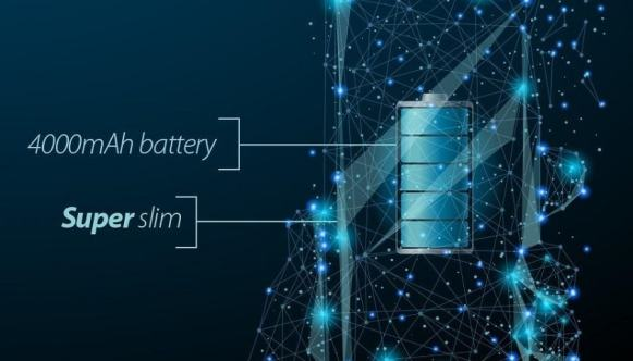 tecno 4000 mah super-slim battery
