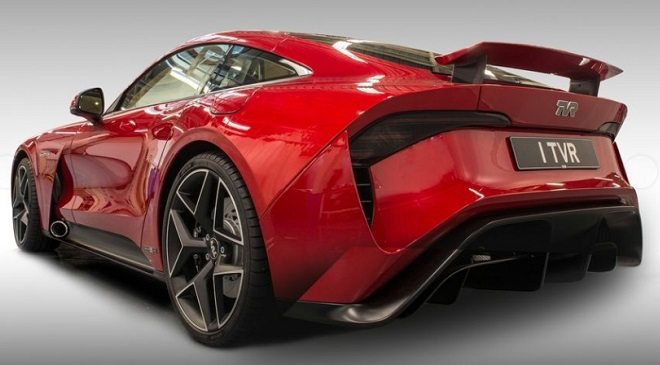 2018 TVR Griffith: The monster on wheels is back 21