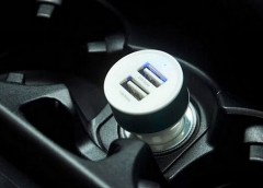 Car USB ports