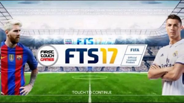 mobile soccer games - First Touch Soccer