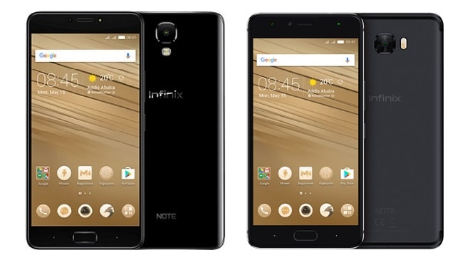 Infinix Note 4 versus Infinix Note 4 Pro Comparison review