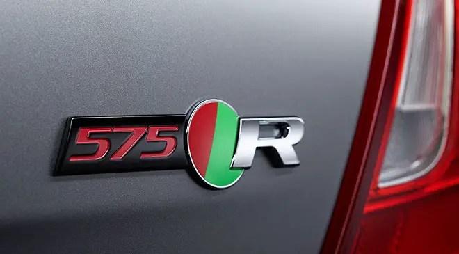 Jaguar XJR575 logo