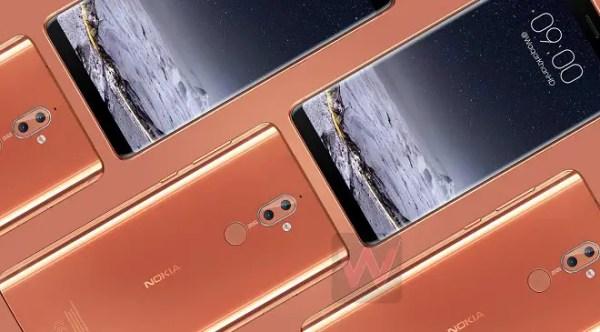 bezel-less Nokia 9