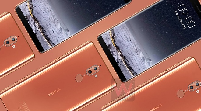 bezel-less Nokia 9