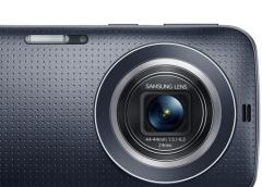 Samsung Galaxy K-Zoom Xenon flash