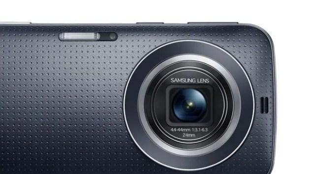 Xenon smartphone: Samsung Galaxy K-Zoom Xenon flash, xenon xr smartphone