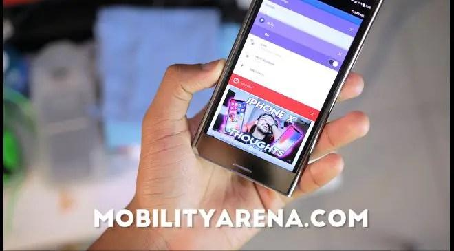 Sony Xperia XZ Premium Review