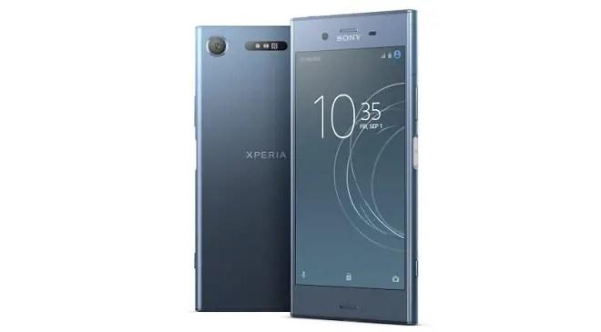 Sony Xperia XZ1 Specifications