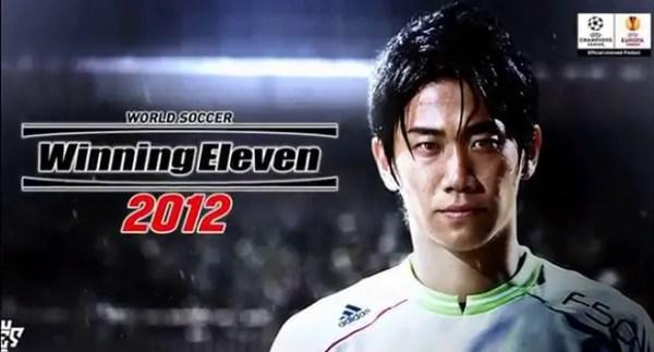 Winning Eleven 2012 PES Konami for Android APK