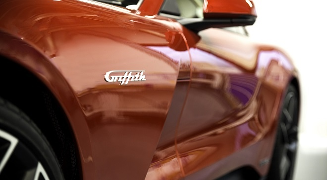 2018 TVR Griffith side