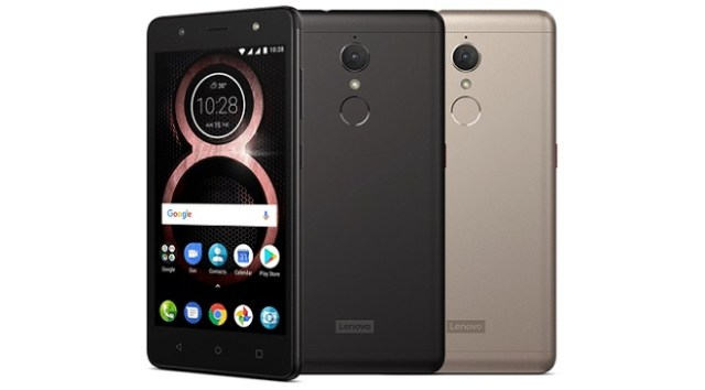 Lenovo K8 Specifications and Price