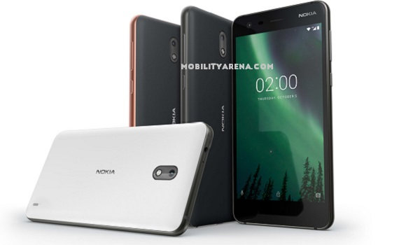 Android Oreo for Nokia 2