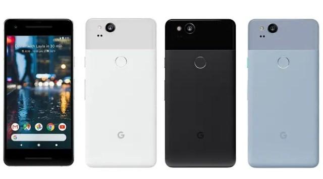Google Pixel 2 leaked image