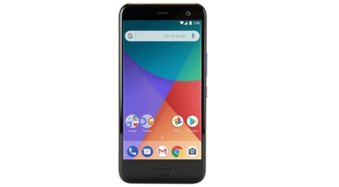 HTC U11 life Android One front