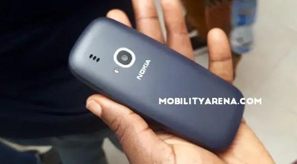 Nokia 3310 2G back