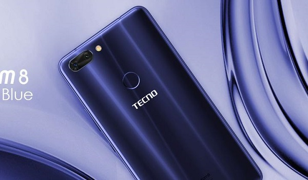 TECNO Phantom 8 galaxy blue