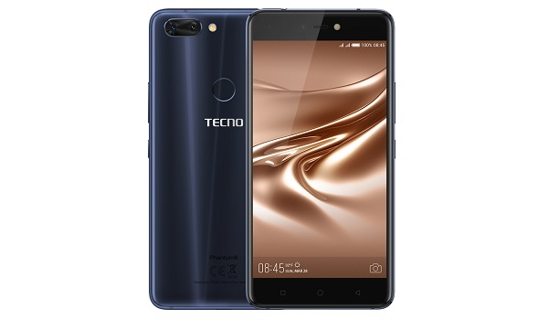 TECNO phantom 8 front back