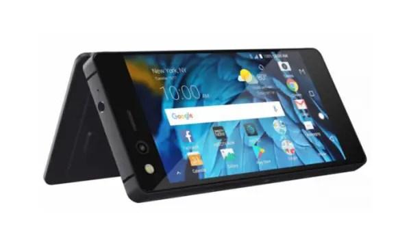 foldable, dual-screen