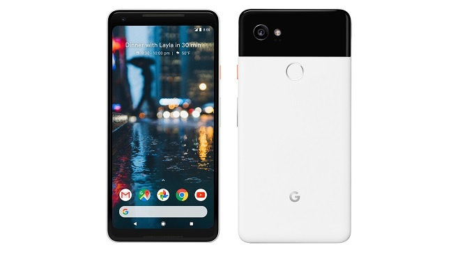 google pixel 2 xl leaked image