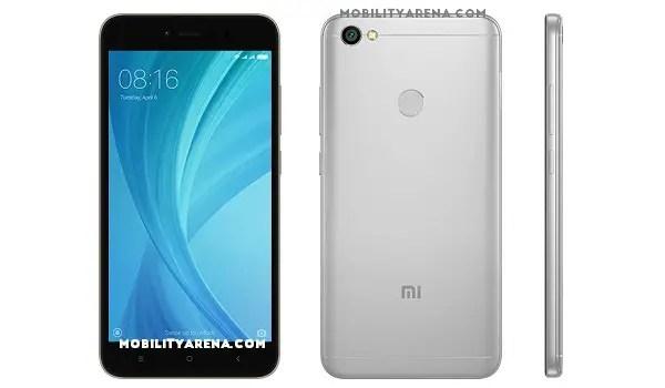 Xiaomi Redmi Y1 Specifications