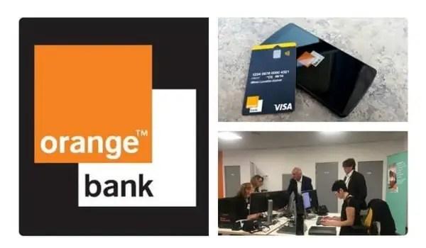 Orange bank mobile banking