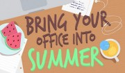 How to Enjoy Summer in the Office - by Wrike project management tools