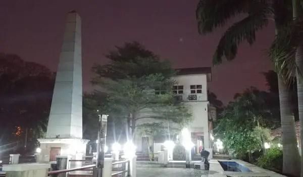 LG G6 freedom park obelisk