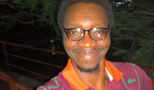 Lumia 950 selfie dark