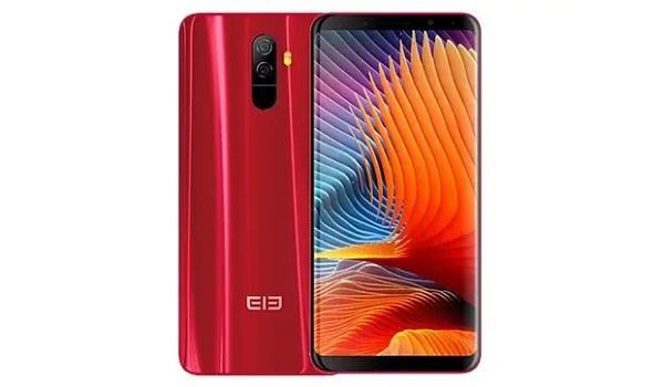 Elephone U Pro - Elephone S9 Pro specifications