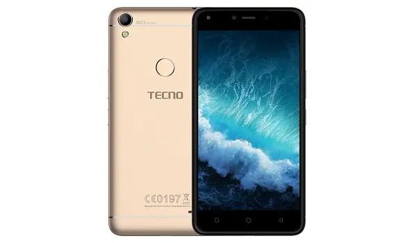 TECNO WX4 Pro specifications